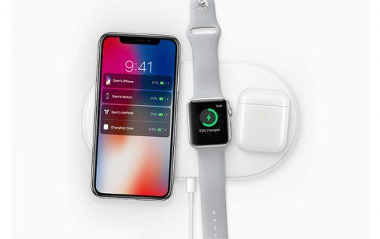 Wireless Charger iPhone X etc.