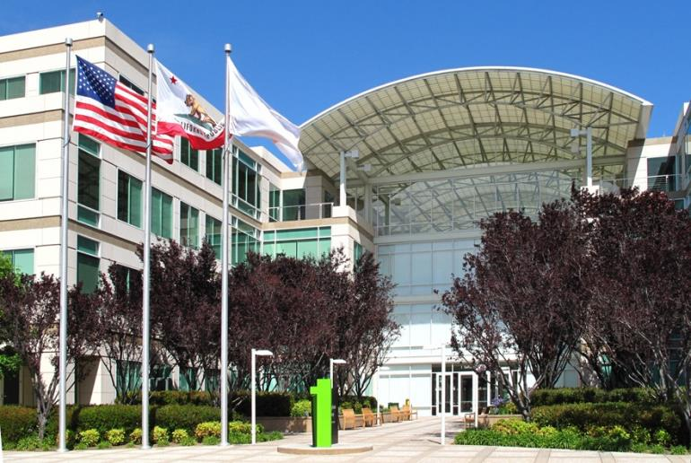 Apple-Headquarters