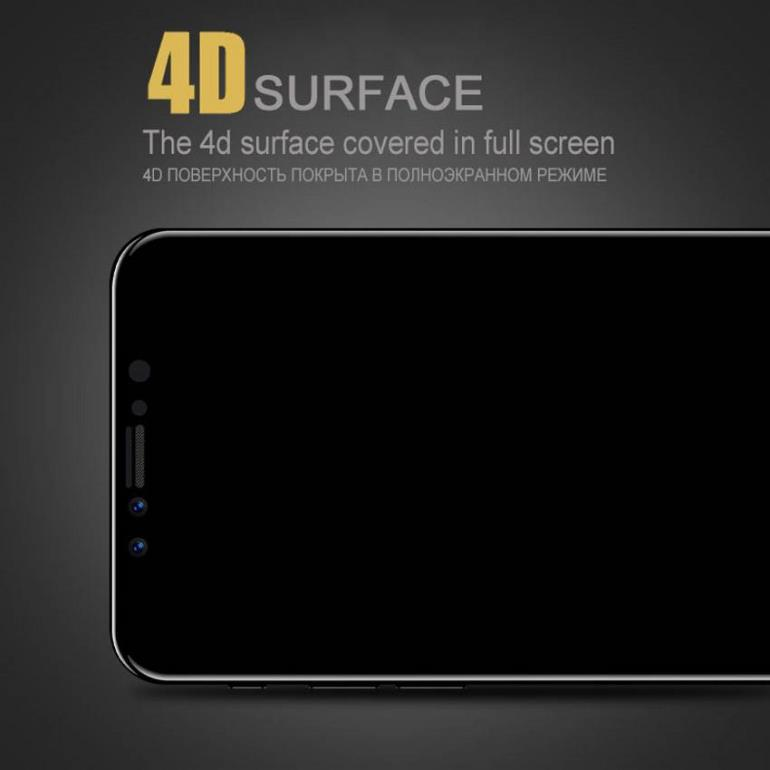 XSDTS 4D Tempered Glass